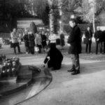 Žalna slovesnost v Škofji Loki