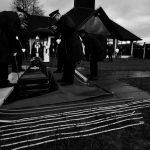 Žrtve iz obeh brezen pri Konfinu slovesno pokopane