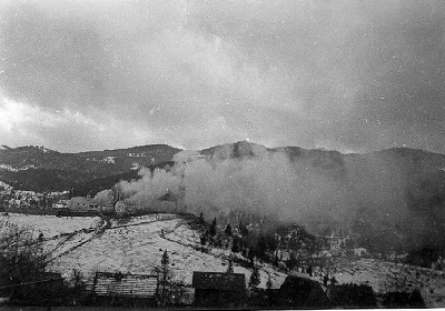 November 1944: Tabor v ognju in dimu, zažgali so partizani